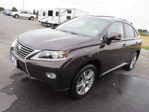 2015 Lexus RX 350 for sale at Karmart in Burlington WA