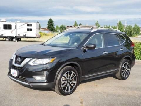 2019 Nissan Rogue for sale at Karmart in Burlington WA
