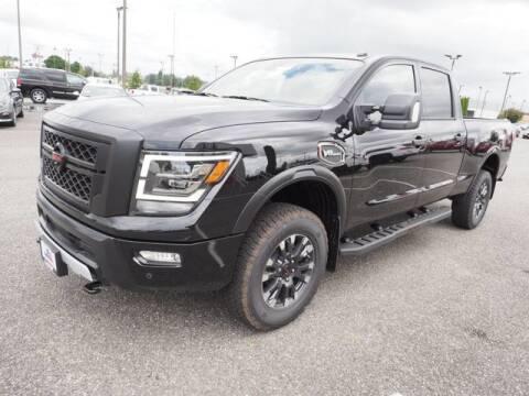 2020 Nissan Titan XD for sale at Karmart in Burlington WA