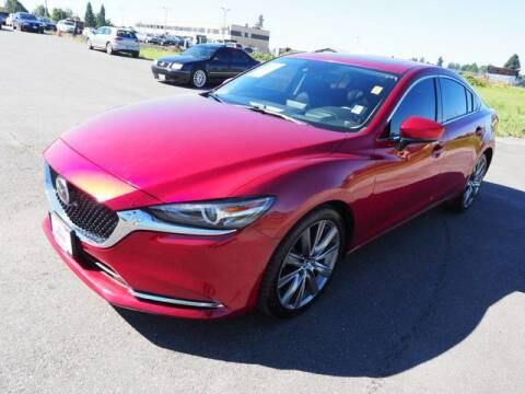 2018 Mazda MAZDA6 for sale at Karmart in Burlington WA