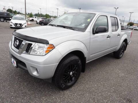 2017 Nissan Frontier for sale at Karmart in Burlington WA