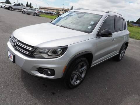 2017 Volkswagen Tiguan for sale at Karmart in Burlington WA