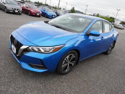 2020 Nissan Sentra for sale at Karmart in Burlington WA