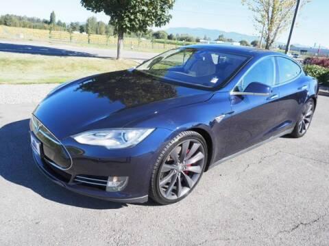 2014 Tesla Model S for sale at Karmart in Burlington WA