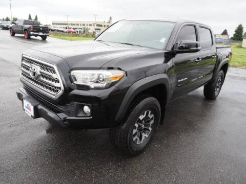 2017 Toyota Tacoma for sale at Karmart in Burlington WA