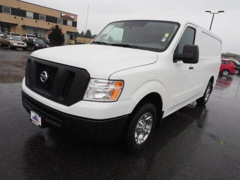 2017 Nissan NV Cargo for sale at Karmart in Burlington WA