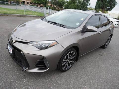2017 Toyota Corolla for sale at Karmart in Burlington WA