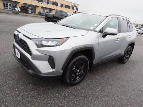 2020 Toyota RAV4 Hybrid for sale at Karmart in Burlington WA