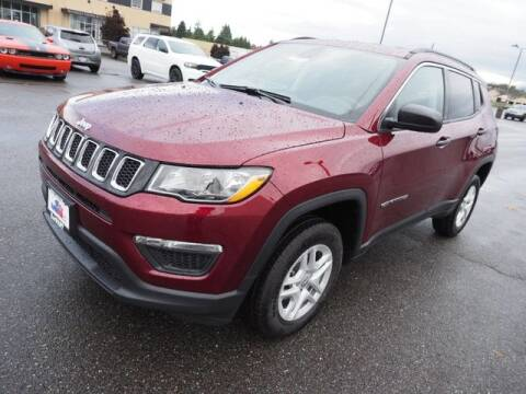 2021 Jeep Compass for sale at Karmart in Burlington WA
