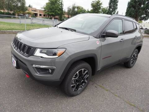 2021 Jeep Compass for sale at Karmart in Burlington WA