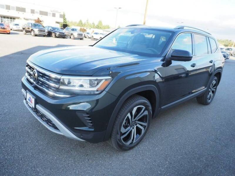 2021 Volkswagen Atlas for sale at Karmart in Burlington WA