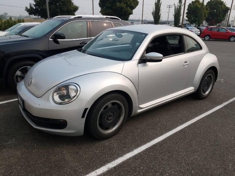 2012 Volkswagen Beetle for sale at Karmart in Burlington WA