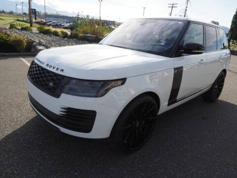 2019 Land Rover Range Rover for sale at Karmart in Burlington WA