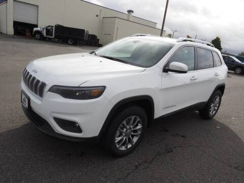2021 Jeep Cherokee for sale at Karmart in Burlington WA