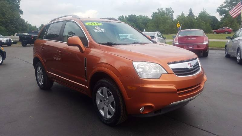 2008 Saturn Vue for sale at Newcombs Auto Sales in Auburn Hills MI