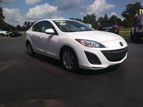 2011 Mazda MAZDA3 for sale at Newcombs Auto Sales in Auburn Hills MI
