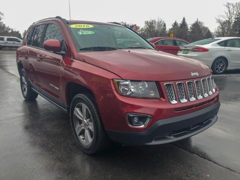 2017 Jeep Compass for sale in Auburn Hills, MI