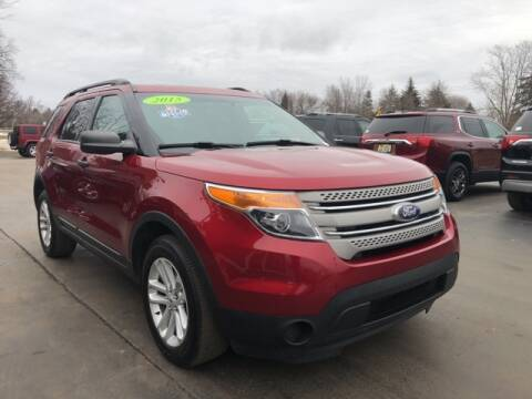 2015 Ford Explorer for sale at Newcombs Auto Sales in Auburn Hills MI