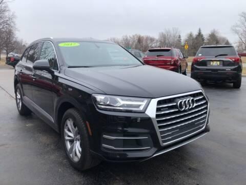 2017 Audi Q7 for sale at Newcombs Auto Sales in Auburn Hills MI
