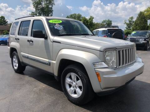 2009 Jeep Liberty for sale at Newcombs Auto Sales in Auburn Hills MI