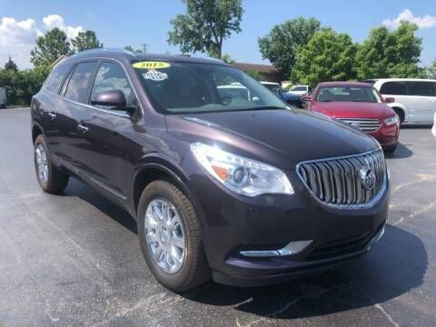 2015 Buick Enclave for sale at Newcombs Auto Sales in Auburn Hills MI