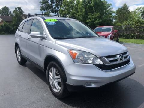 2011 Honda CR-V for sale at Newcombs Auto Sales in Auburn Hills MI