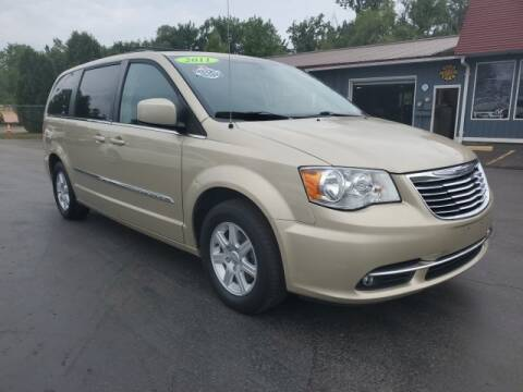 2011 Chrysler Town and Country for sale at Newcombs Auto Sales in Auburn Hills MI