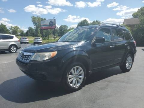 2011 Subaru Forester for sale at Newcombs Auto Sales in Auburn Hills MI
