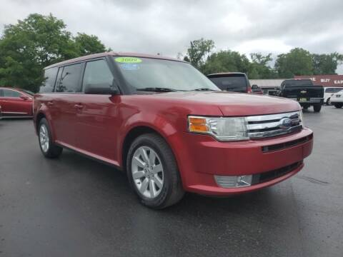 2009 Ford Flex for sale at Newcombs Auto Sales in Auburn Hills MI