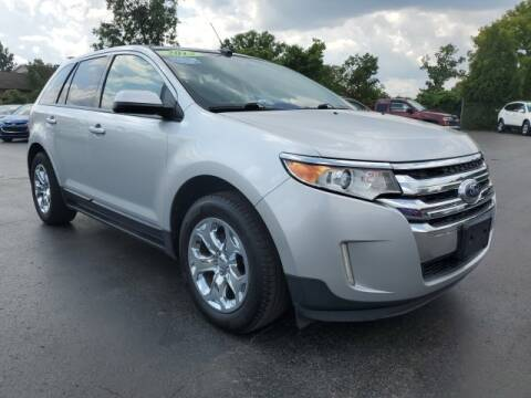 2013 Ford Edge for sale at Newcombs Auto Sales in Auburn Hills MI
