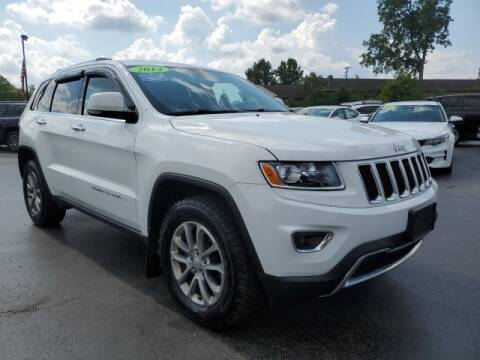 2014 Jeep Grand Cherokee for sale at Newcombs Auto Sales in Auburn Hills MI