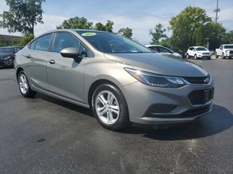 2017 Chevrolet Cruze for sale at Newcombs Auto Sales in Auburn Hills MI