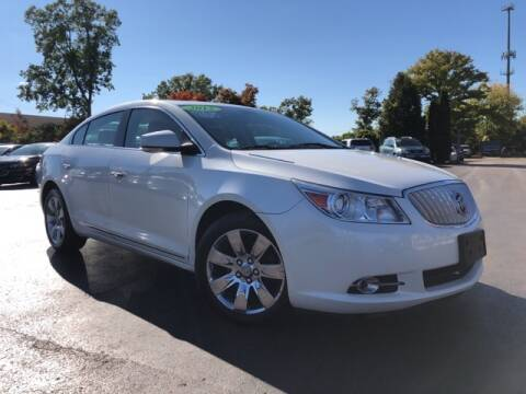 2012 Buick LaCrosse for sale at Newcombs Auto Sales in Auburn Hills MI