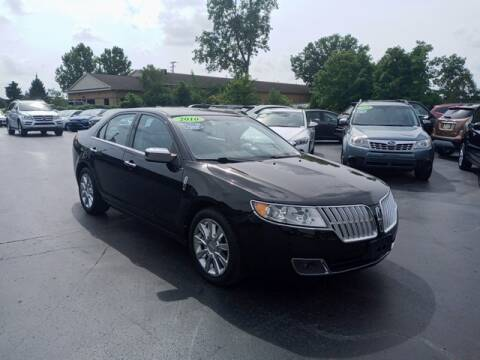 2010 Lincoln MKZ for sale at Newcombs Auto Sales in Auburn Hills MI