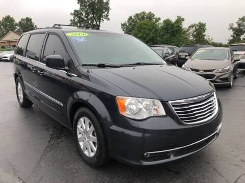 2014 Chrysler Town and Country for sale at Newcombs Auto Sales in Auburn Hills MI