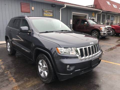 2012 Jeep Grand Cherokee for sale at Newcombs Auto Sales in Auburn Hills MI
