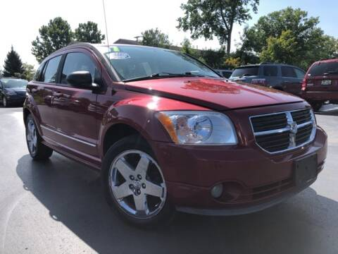 2007 Dodge Caliber for sale at Newcombs Auto Sales in Auburn Hills MI