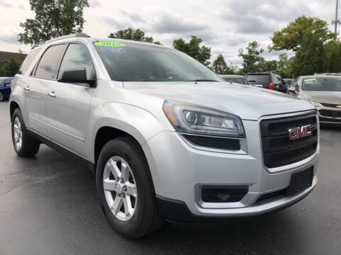 2015 GMC Acadia for sale at Newcombs Auto Sales in Auburn Hills MI