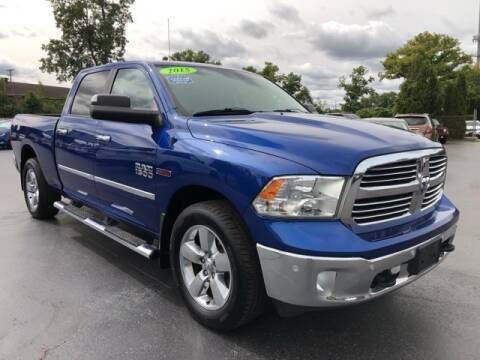 2015 RAM Ram Pickup 1500 for sale at Newcombs Auto Sales in Auburn Hills MI