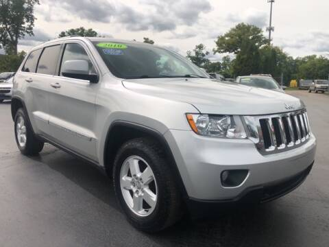 2011 Jeep Grand Cherokee for sale at Newcombs Auto Sales in Auburn Hills MI