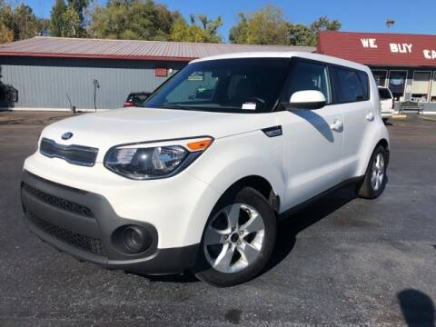 2018 Kia Soul for sale at Newcombs Auto Sales in Auburn Hills MI