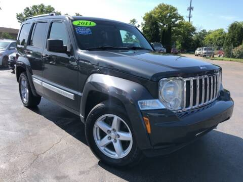 2011 Jeep Liberty for sale at Newcombs Auto Sales in Auburn Hills MI
