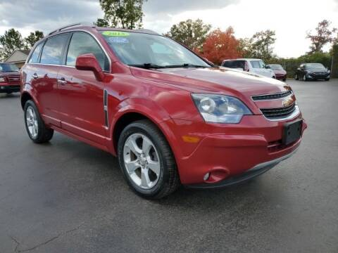 2015 Chevrolet Captiva Sport for sale at Newcombs Auto Sales in Auburn Hills MI