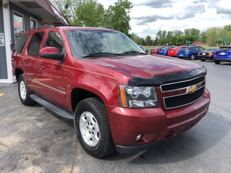 2010 Chevrolet Tahoe for sale at Newcombs Auto Sales in Auburn Hills MI