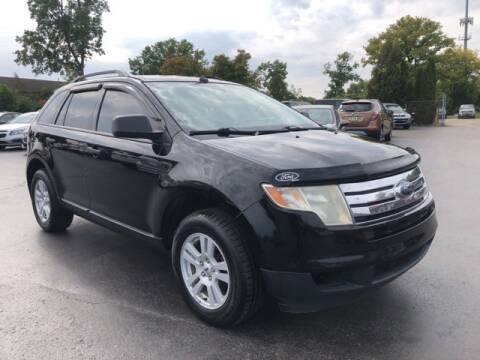 2007 Ford Edge for sale at Newcombs Auto Sales in Auburn Hills MI