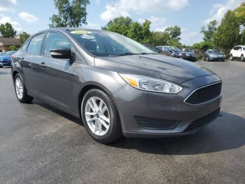 2016 Ford Focus for sale at Newcombs Auto Sales in Auburn Hills MI