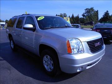 2011 GMC Yukon XL for sale at Newcombs Auto Sales in Auburn Hills MI