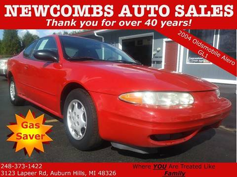 2004 Oldsmobile Alero for sale in Auburn Hills, MI