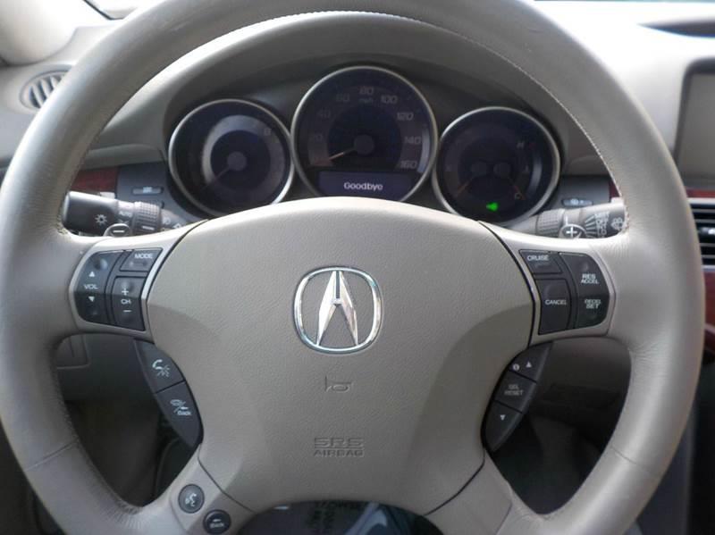 2008 Acura RL SH-AWD 4dr Sedan - Auburn Hills MI