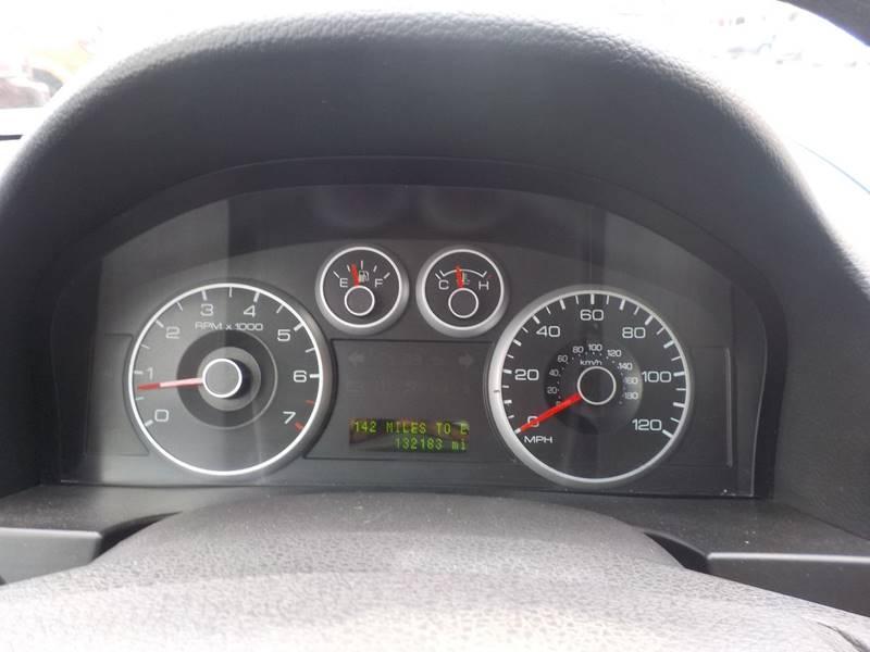 2008 Ford Fusion I4 SE 4dr Sedan - Auburn Hills MI